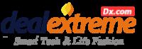 logo DealeXtreme (DX.COM)